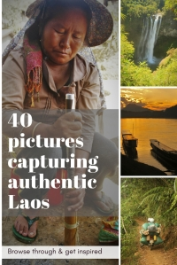 Laos visual tour - pin