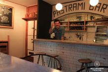 Will you find world's 67th bar, El Paradiso, hidden by the Pastrami Bar, El Born, Barcelona