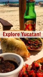 Mexico - Yucatan - PIN