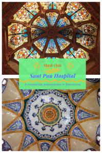 Sant Pau hospital PIN