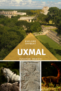 Uxmal Mexico PIN