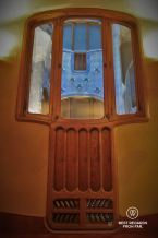 Light and natural ventilation at Casa Batlló, Barcelona