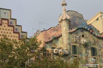 Casa Amatller and Casa Batlló, Barcelona