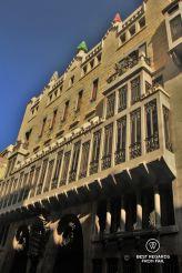 The Palau Güell, Barcelona - Palau Güell - Diputació de Barcelona - Fotografo: Claire Lessiau
