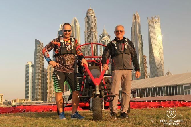 Paramotor Dubai 1