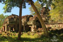 Prasat Preah Stung, Preah Khan temple, Cambodia