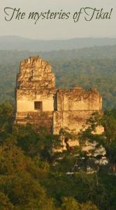 Tikal, Guatemala PIN