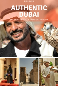 Authentic Dubai - Pinterest Pin