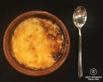 Crema catalana, Born to cook, Barcelona