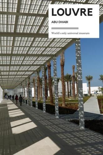 Louvre Abu Dhabi - Pinterest Pin