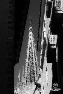 The Cathedral of Santa Eulalia, Barcelona