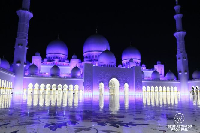 Sheikh Zayed Grand Mosque, Abu Dhabi