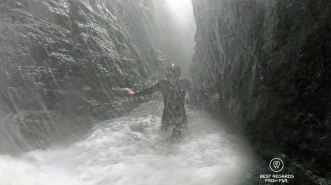 Canyoning in Sabie by the Blyde River Canyon, South Africa