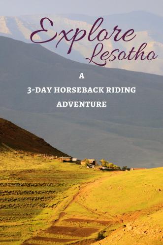 Horseback riding Lesotho