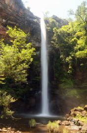 The Lone Creek falls, Sabie, South Africa