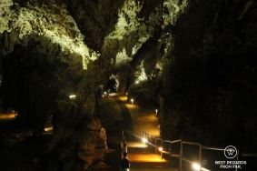 The Sterkfontein Cave, Cradle of humankind, South Africa