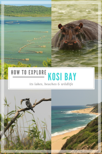 Kosi bay pin