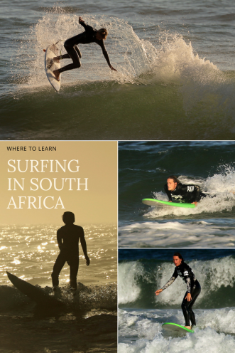 learn surfing PIN