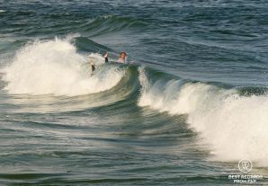 Trial and error, Shaka Surf School, Port Alfred, South Africa