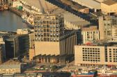 The Zeitz MOCAA on the waterfront in Cape Town, South Africa