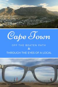 Cape Town Walking tour - Pinterest Pin