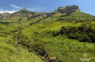 The Tugela Gorge hike, Drakensberg, South Africa