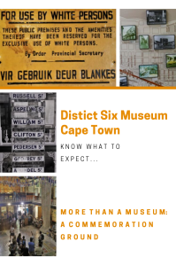 District Six Museum- Pinterest Pin - South Africa