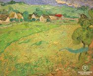 Les Vessenots en Auvers, Vincent van Gogh, 1890, Museo Thyssen Bornemisza, Madrid, Spain