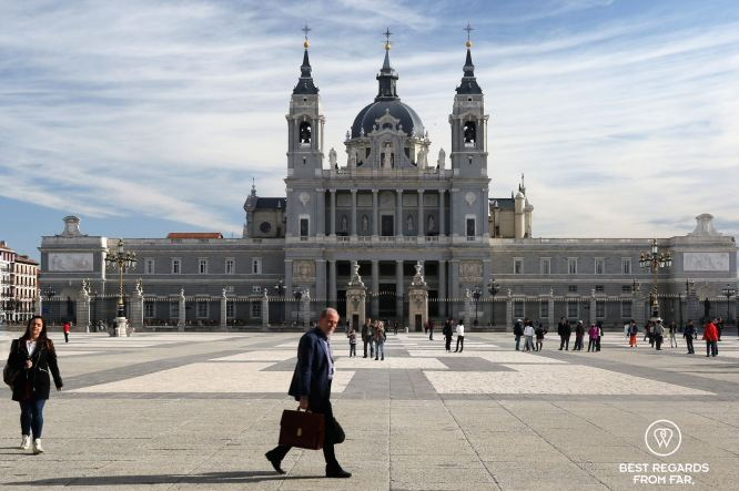 The Royal Palace, Madrid