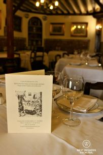 World's oldest restaurant inside, Ogo walking tour, Madrid