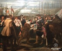 Velasquez, The surrender of Breda, 1635, Museo del Prado, Madrid, Spain