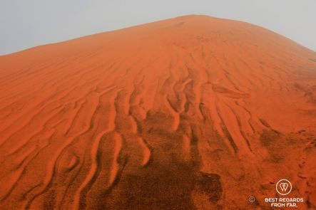 The Xolobeni red dunes are at stake, Wild Coast hike, South Africa
