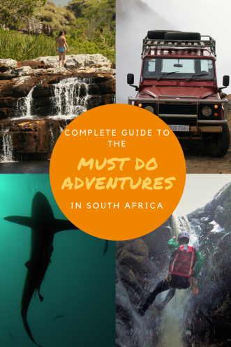 Must do Adventures - Pinterest Pin South Africa(1)
