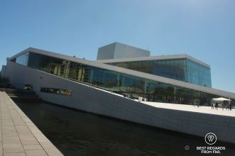 The Oslo Opera House, Norway