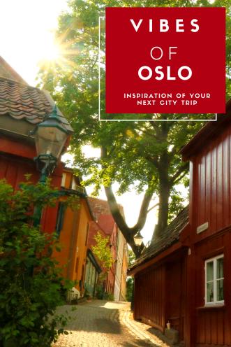 Pinterest pin, Oslo