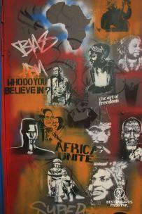 Street art, Johannesburg, South Africa