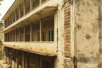 S21, Tuol Sleng Genocide Museum, Phnom Penh, Cambodia