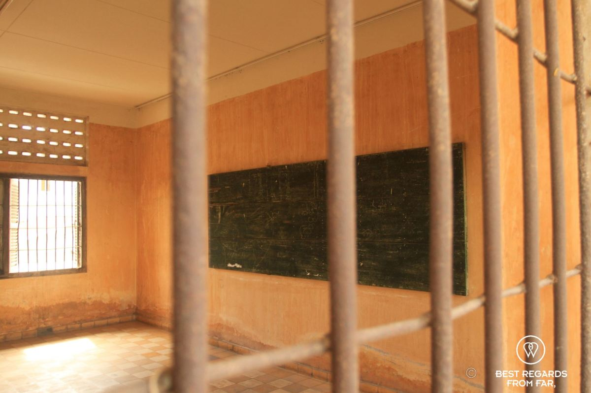 Cambodia's most horrific history class: The S-21 prison in Phnom Penh