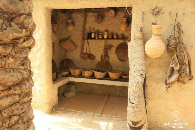 Bait al Zubair museum, Muscat, Oman