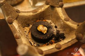 Frankincense at the Mutrah Souq, Muscat, Oman