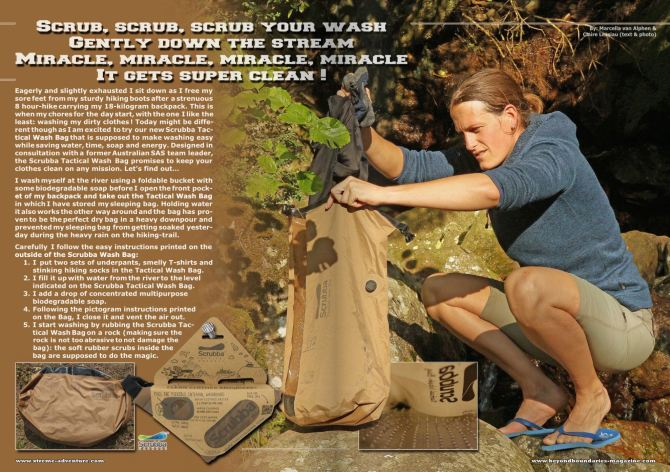 Scrubba - Beyond Boundaries magazine