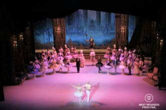 Sleeping Beauty Ballet, Royal Opera House, Muscat, Oman