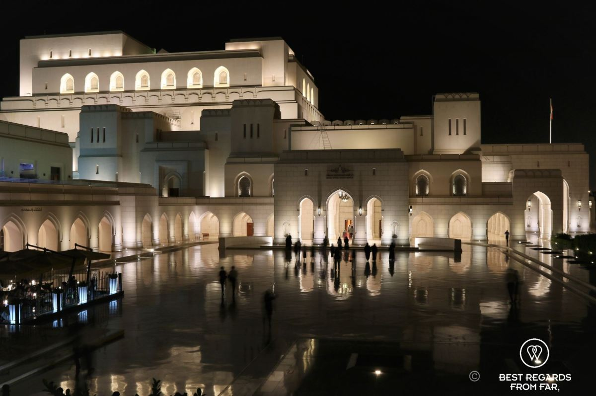 48 hours in Muscat