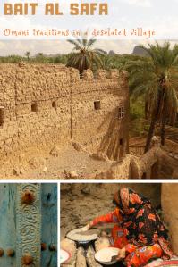 Bait al Safa - Al Hamra - Pinterest 1 - PIN - Oman