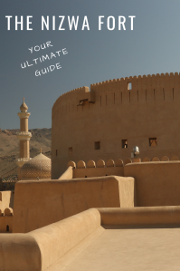 The nizwa fort - Oman Pinterest - PIN
