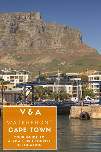 Pin this pin for your trip to Cape Town!