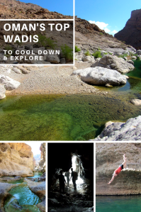Wadis of Oman - Pinterest - PIN - Oman(2)