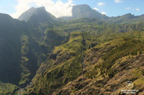 La Brèche in Mafate, exclusive multiday hike through the 3 cirques, Réunion
