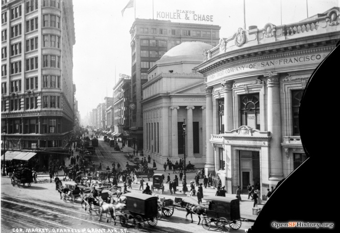 The Tenderloin florishing. Photo credits: OpenSFHistory / wnp26.641.jpg