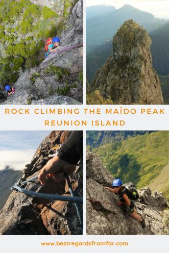 Rock climbing - Pinterest PIN - Reunion Island(1)